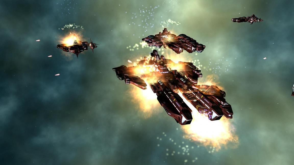 Vesmírná strategie Legends of Pegasus ze staré školy
