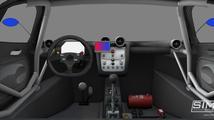 Prohlédněte si Pagani Zondu ze závodů GTR 3