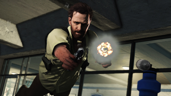 Obrázky z multiplayeru Maxe Payne 3