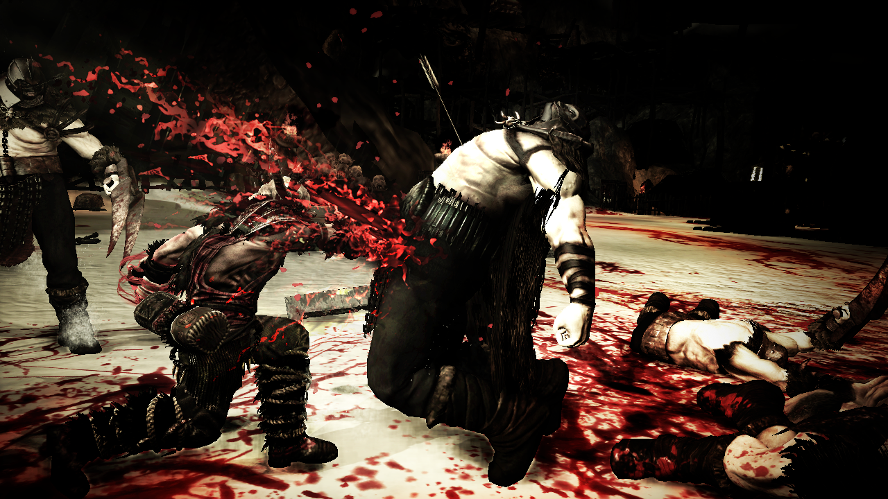 Bloodforge: First Cut