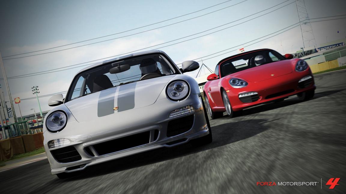 Co přinese demo Forza Motorsport 4