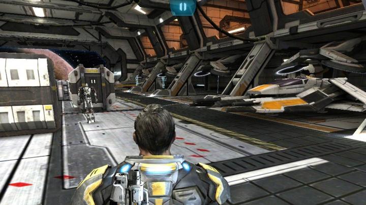 Mass Effect: Infiltrator vypadá důstojně