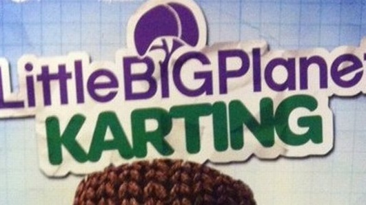 Oznámení LittleBigPlanet Karting