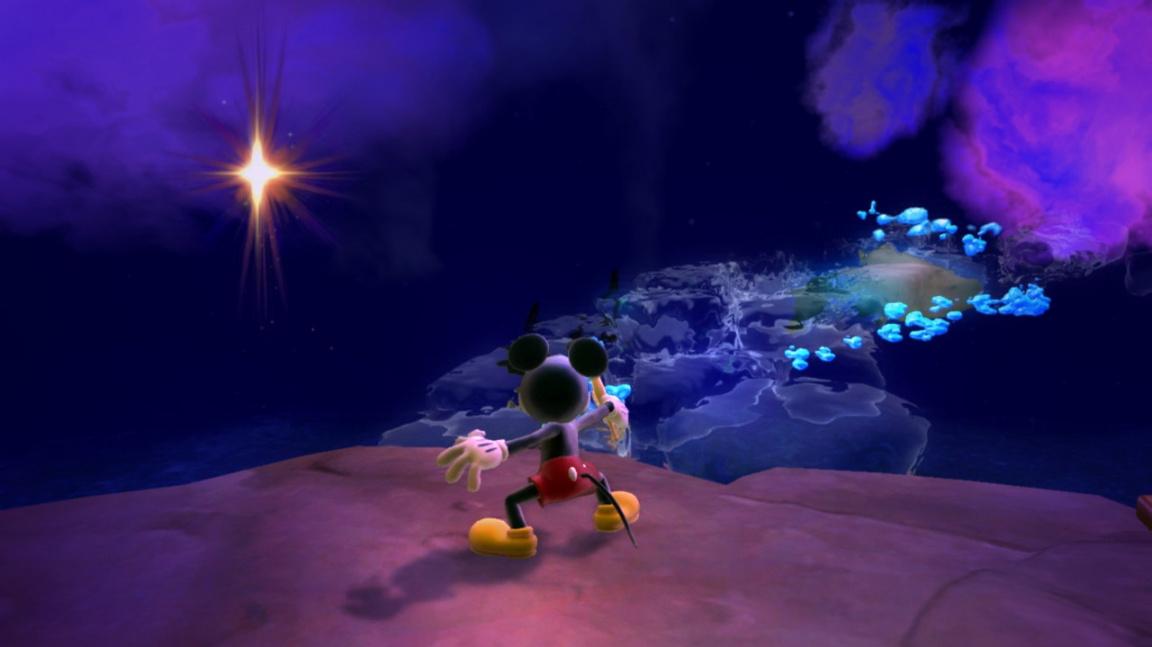 Epic Mickey 3 jako plnokrevný muzikál? Spector to plánuje