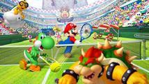 Mario Tennis Open slibuje příjemný sportovní relax