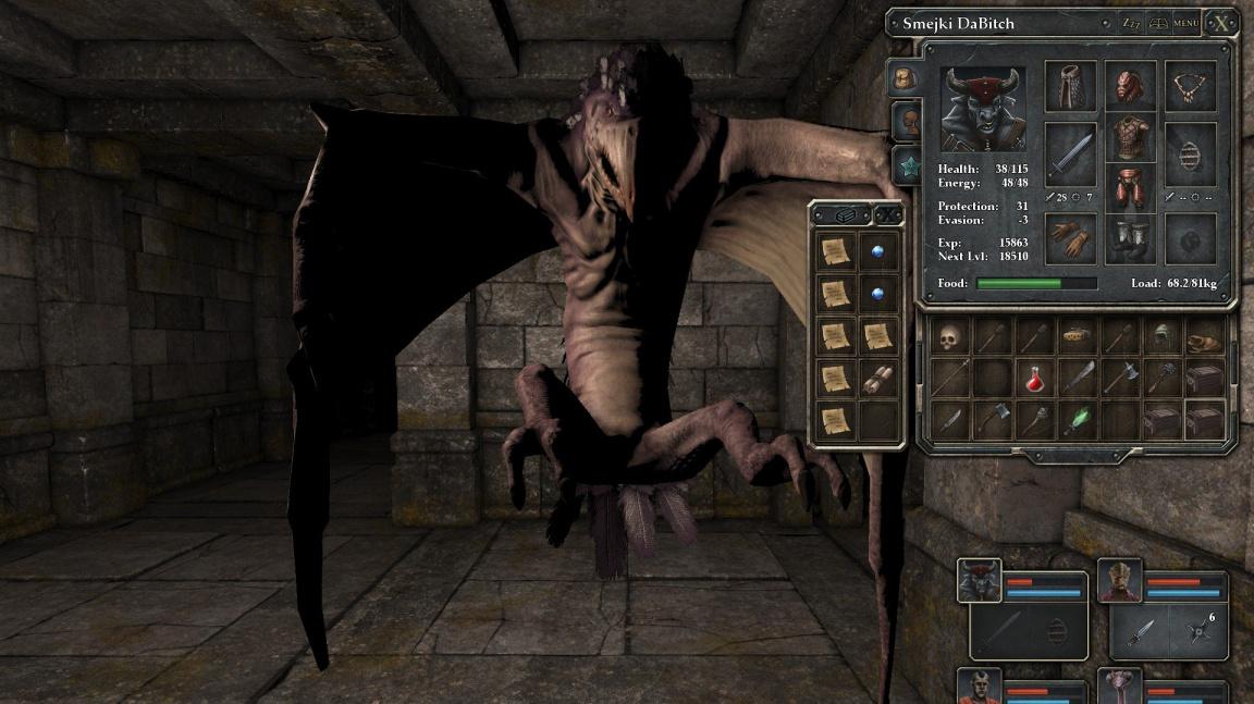 První díl Legend of Grimrock míří na iPad, ten druhý na Mac