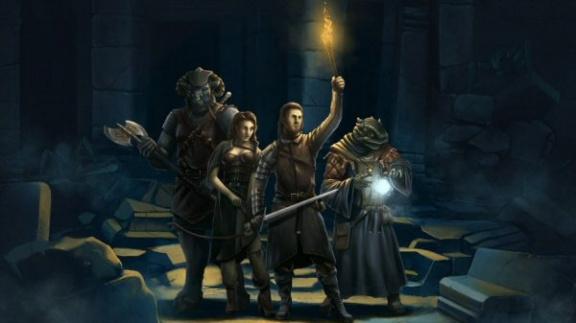 Legend of Grimrock - recenze