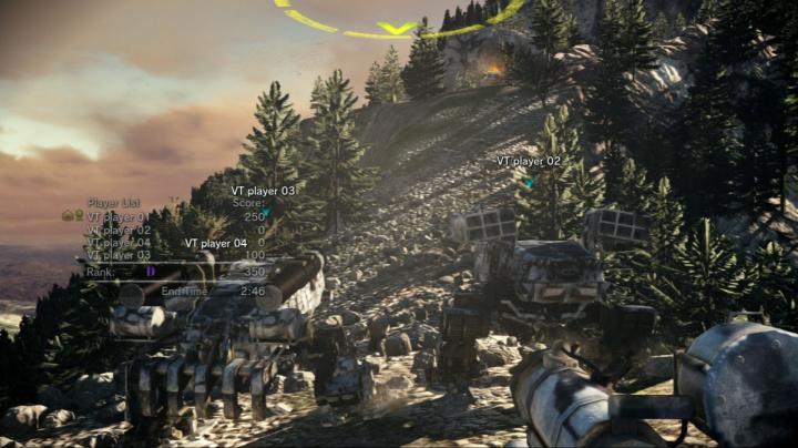 Steel Battalion: Heavy Armor, staronová válka v mechu