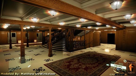 Titanic: Lost in the Darkness