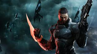 90 procent hráčů v Mass Effectu hrálo za hrdinného Paragona