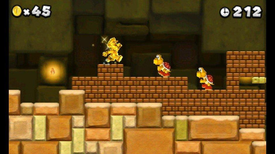 Návrat do 2D v New Super Mario Bros 2