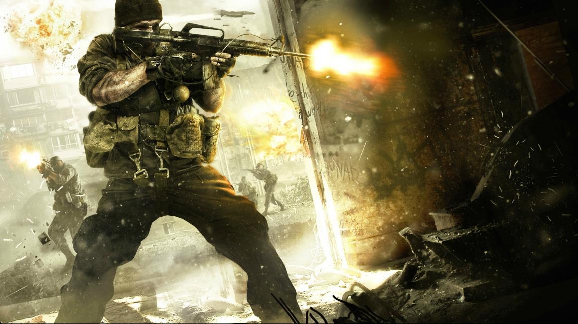Screeny a videa map z Black Ops: Annihilation DLC