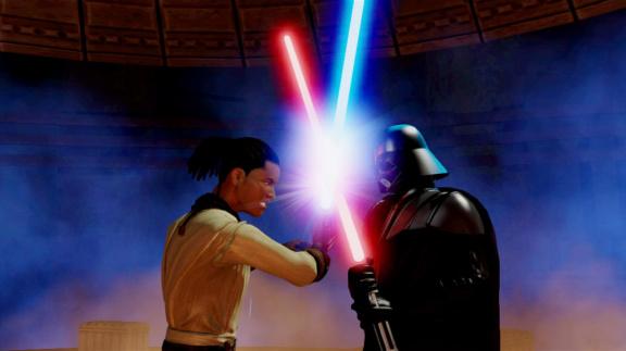 Kinect Star Wars - recenze
