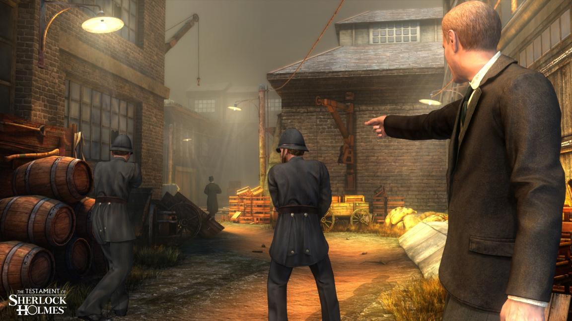 Trailer na adventurního Sherlocka Holmese