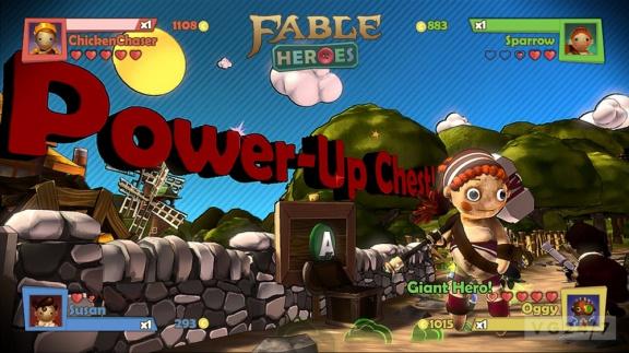 Fable Heroes - recenze
