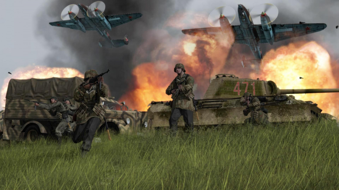 Iron Front: Liberation 1944 - recenze