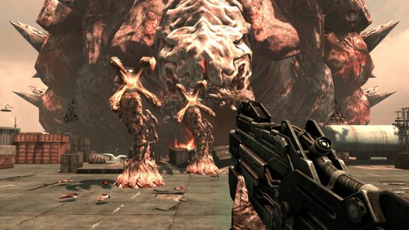 Střílejte Chiméry v Resistance pro PS Vita