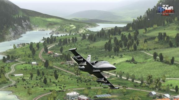 ArmA 2 a Carrier Command - další dojmy