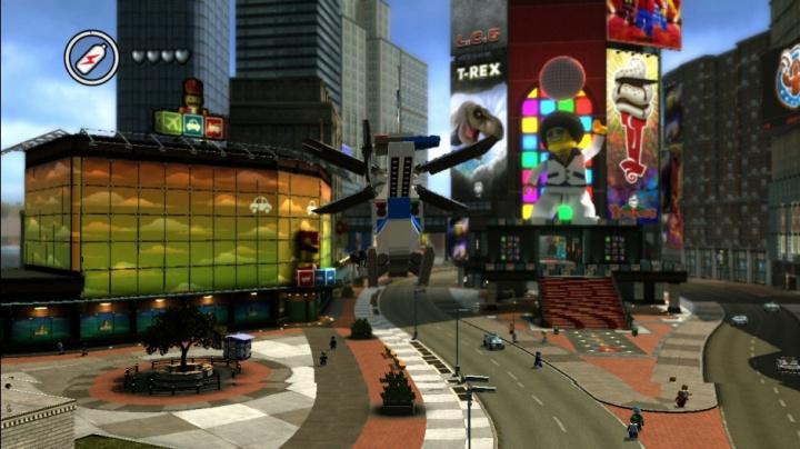 E3 2012 dojmy: Lego City Undercover si troufne i na GTA