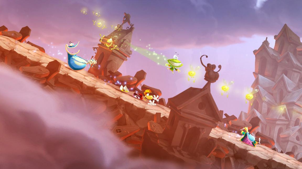 E3 2012 dojmy: Rayman Legends stráží příchod Wii U