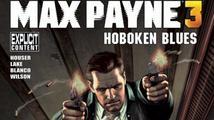 Druhý díl Max Payne 3 komiksu je venku