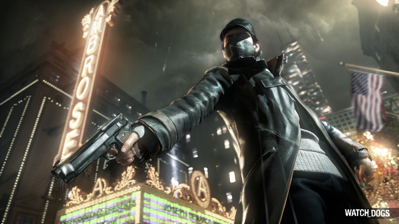 Watch Dogs Pc Trailer
