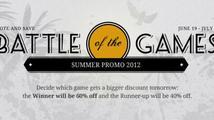 GOG spouští slevovou akci Battle of the Games