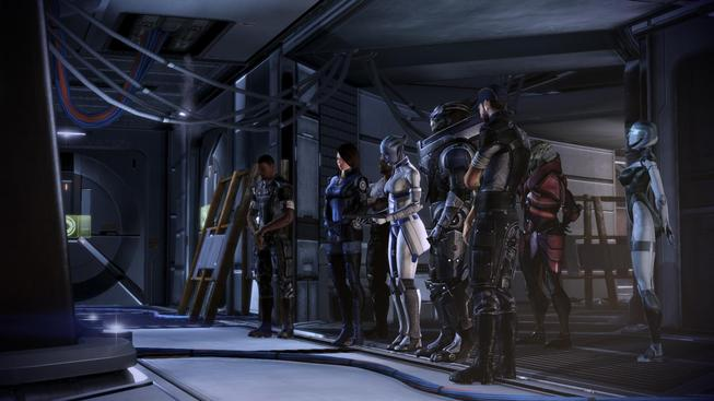Mass Effect 3 měl končit jinak. Proč z toho nakonec byly jenom různé barvy?