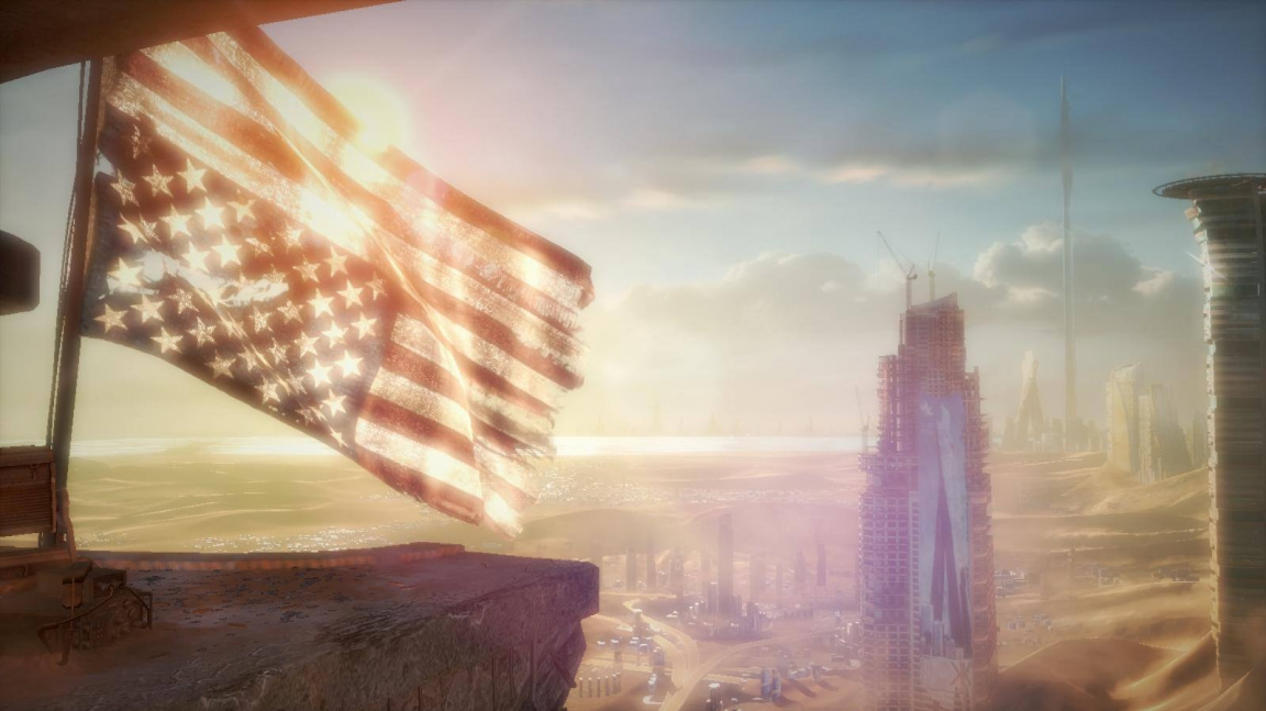 Spec Ops: The Line připomíná...Gears of War?!