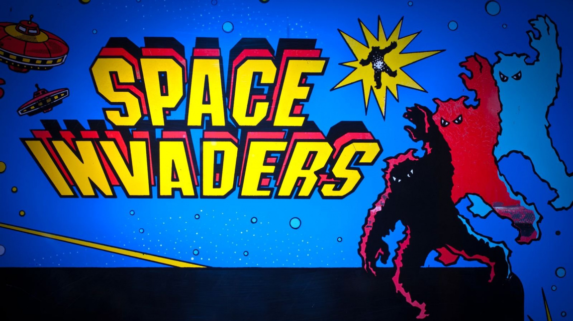 Arcade Olé! #1: Space Invaders