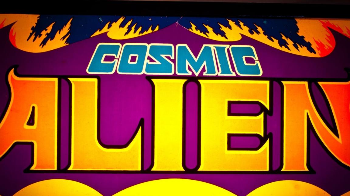 Arcade Olé! #2: Cosmic Alien