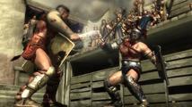 Chystá se brutální gladiátorská řežba Spartacus Legends