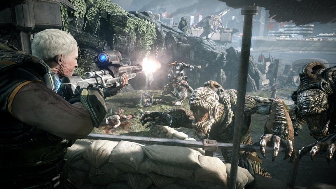 Letem světem multiplayerovou nabídkou Gears of War: Judgment