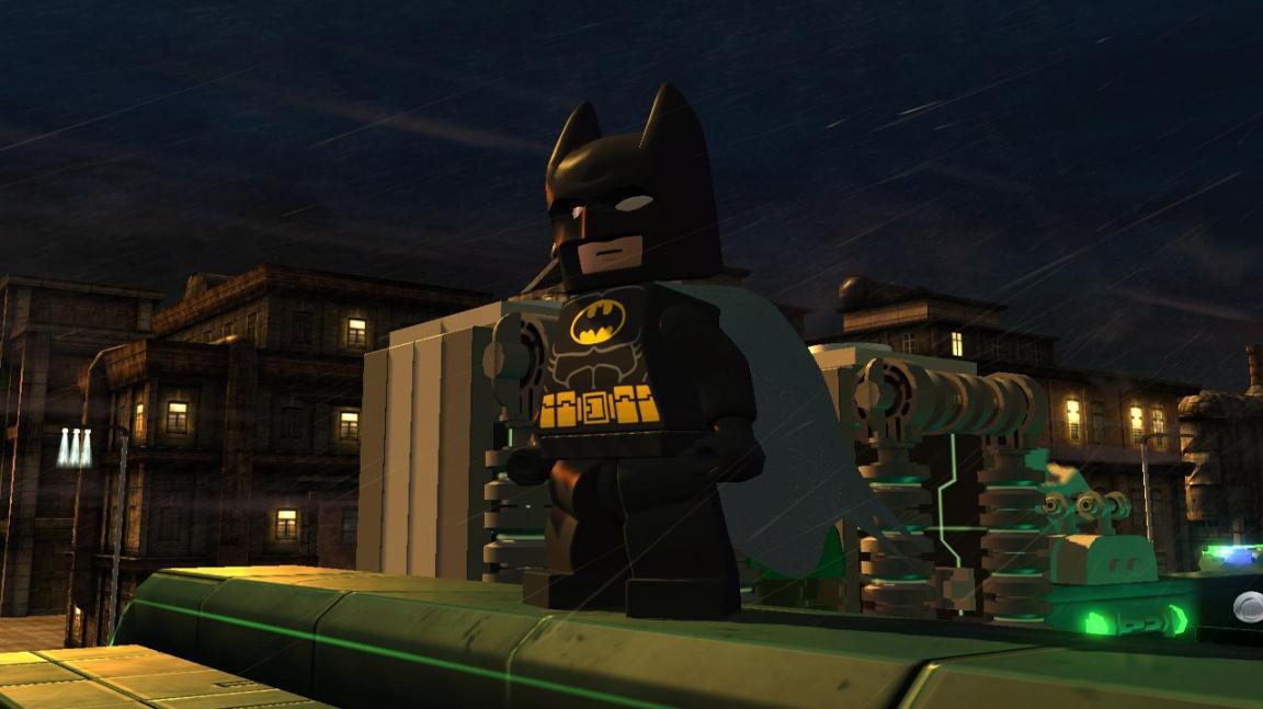 LEGO Batman 2: DC Super Heroes - recenze