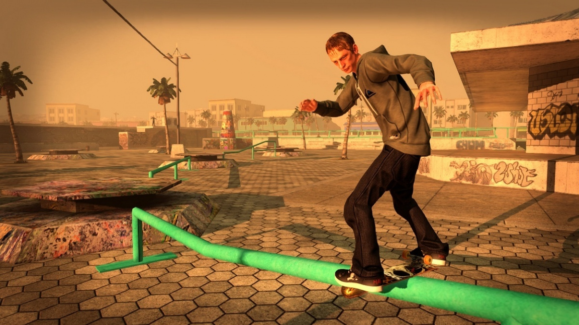 Tony Hawk's Pro Skater HD - recenze
