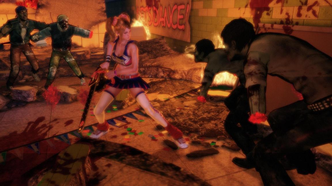 Lollipop Chainsaw - věčná láska Juliet a Nicka