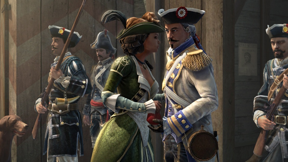 Assassin's Creed III: Liberation - recenze