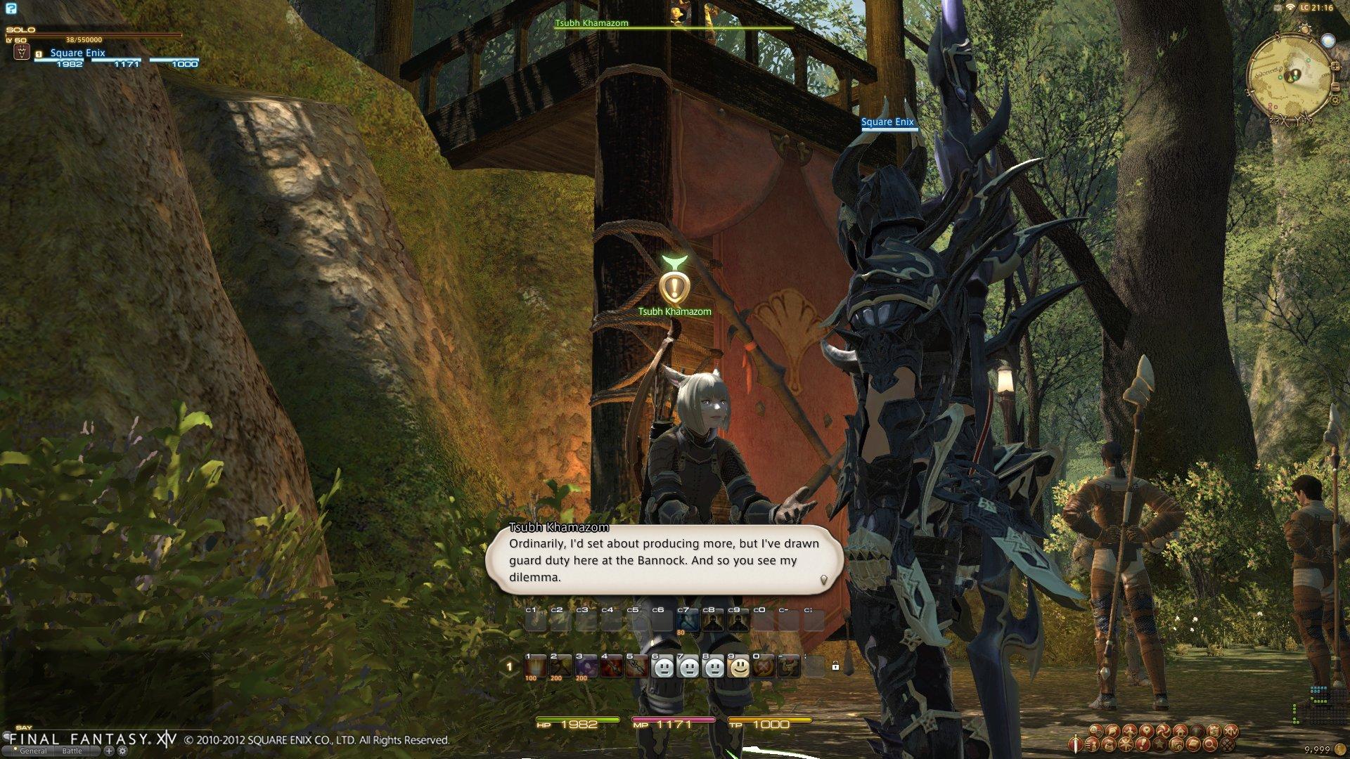 Final Fantasy XIV: A Realm Reborn fotka