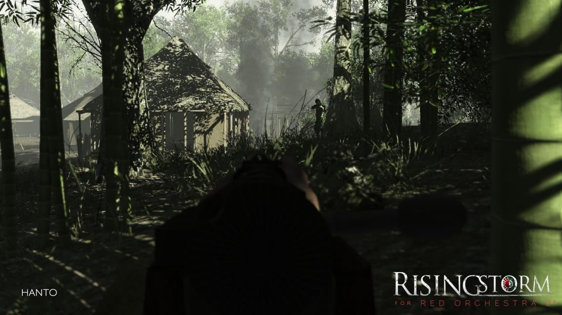Japonské novinky a mapy v Red Orchestra 2: Rising Storm