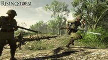 V novém rozšíření Rising Storm najdete nové tanky, zbraně i mapy