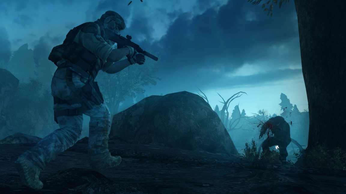 AK-47 za předobjednávku Ghost Recon: Future Soldier