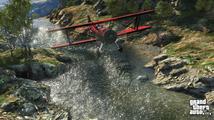Čtyři nové obrázky z GTA V: honičky, letadlo, helikoptéra