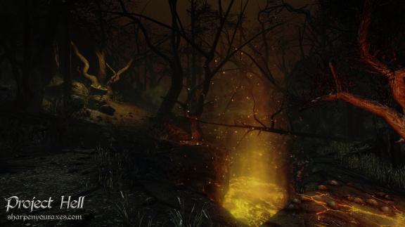 První záběry z Project Hell toho mnoho neřeknou