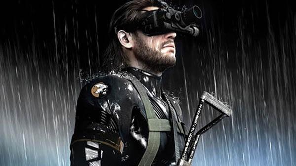 Kojima představil Metal Gear Solid: Ground Zeroes