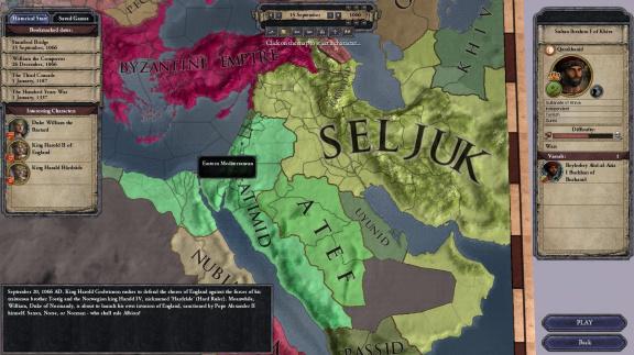 Crusader Kings II: Sword of Islam