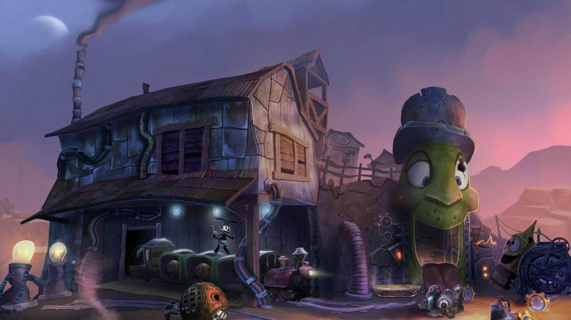 Epic Mickey 2 v prvním traileru i s Oswaldem