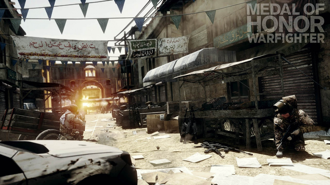 V MoH: Warfighter DLC se zúčastníte honu na bin Ládina