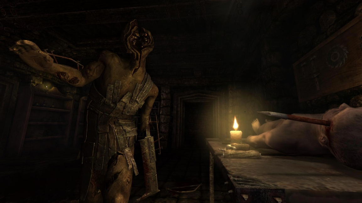 Amnesia: The Dark Descent - recenze