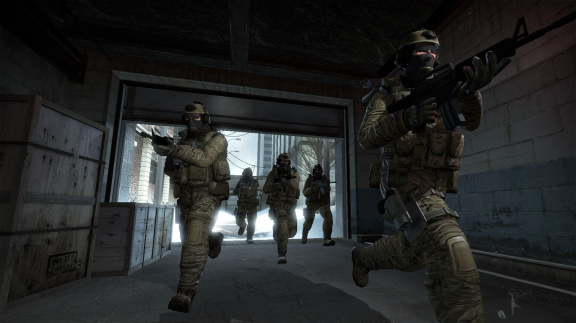 Counter-Strike: Global Offensive - recenze