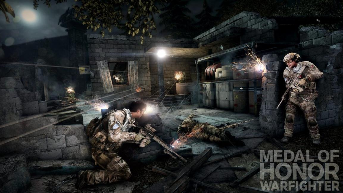 Multiplayer beta Medal of Honor: Warfighter odstartuje v říjnu